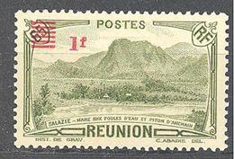 Reunion: Yvert N° 186*; Cote 1.30€ - Neufs