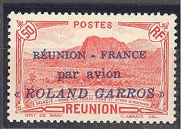 "Reunion: Yvert N° A 1*; Signé ""Brun""; Cote 360.00€ - Réunion (1852-1975)"