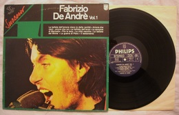 FABRIZIO DE ANDRE - VOL 1 - ANNO 1978 - Serie Successo - Philips 6389 012 - EX++ - Other - Italian Music