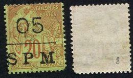 Colonie Française, Saint-Pierre-et-Miquelon N°8 ; Qualité Beau - Oblitérés