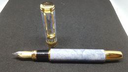 BELLE STYLO PLUME CARTOUCHE O Convertisseur - IRIDIUM POINT GERMANY Fuller Fountain Pen - Plumes