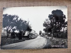 CPSM LOISY Meurthe Et Moselle 54 Ecrite - Francia