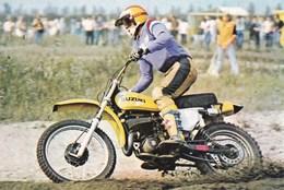 Course De Motocross Gerrit Wolsink Sut Suzuki RM - Sport Moto