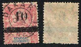 Colonie Française, Sénégal N°27 Oblitéré, Qualité Beau- - Oblitérés