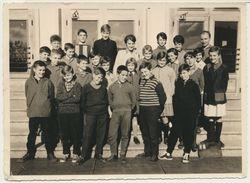 Valdahon Dépt. Doubs : Photo De Classe De 5ème  C.E.G. Année 1965 - 1966 / Thème école - France