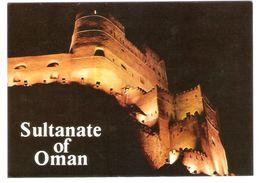 Sultanate Of Oman - Fort Jalali - Nice Shell Stamp - Oman