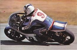 Course De Vitesse Sur Route Gary Nixon Suzuki - Sport Moto