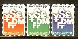 SINGAPORE FINANCIAL CENTRE 1981 MNH !! - Stamps