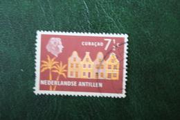 Definitives 7 1/2 Ct NVPH 276 1958 Gestempeld / Used NEDERLANDSE ANTILLEN / NIEDERL. ANTILLEN / NETHERLANDS ANTILLEN - Curaçao, Antilles Neérlandaises, Aruba