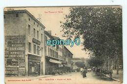 B - 81 - CASTRES - La Place Du Mail - édition Labouche - Castres