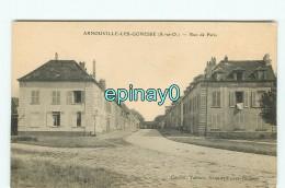 B - 95 - ARNOUVILLE LES GONESSES - Rue De Paris - édition Cousin - Arnouville Les Gonesses