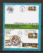 PARAGUAY 1974 - Centenary UPU / World Postal UNION / Letter Airmail - SUPERSALE! Mi 2597 MNH ** Q738 - Paraguay