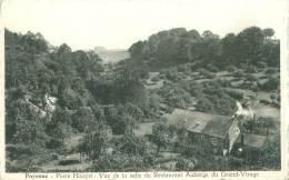 PAYENNE - Poste Houyet - Vue De La Salle Du Restaurant Auberge Du Grand-Virage - Houyet