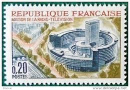 """FR YT 1402 """" Maison De La Radio """" 1963 Neuf** - Nuevos"""