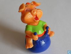 Pinky Piggys  2000 / Larry Lachsack + BPZ - Ü-Ei