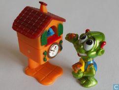 Super Spacys 2001 / Lucky Lockvogel + BPZ - Maxi (Kinder-)