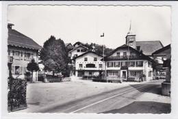 Enney, Place Du Village. Boulangerie, épicerie - FR Fribourg