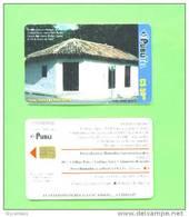NICARAGUA - Chip Phonecard/Birthplace Of Reuben Dario - Nicaragua