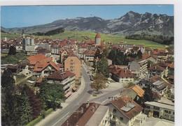 Bulle, Vue Aérienne Prise à Hauteur Des Trois Trèfles - FR Fribourg