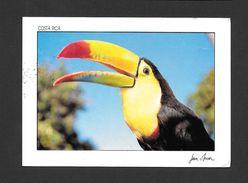 ANIMALS - ANIMAUX - OISEAUX - BIRDS - PICO IRIS - TUCAN DE COSTA RICA - MAGNIFIQUES TIMBRES - PHOTO JEAN MERCIER - Oiseaux