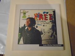 """JEAN-MICHEL BASQUIAT Catalogue Expo """" LE VOYAGE TRANSCENDENTAL """" ESPAL 72 1999 - Art"""