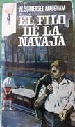 El Filo De La Navaja - W.Somerset Maugham    Coleccion Reno - Libros, Revistas, Cómics