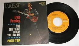 ELVIS PRESLEY - 45 GIRI - RCA VICTOR N 1627 (300317) - Hard Rock & Metal