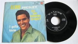 ELVIS PRESLEY - 45 GIRI - RCA 45N 1140 -47-7810 (300317) - Hard Rock & Metal