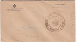 1930-H-32 CUBA REPUBLICA. CIRCA 1930 OFFICIAL COVER COMISION COMUNICACIONES DEL SENADO. - Covers & Documents