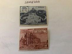 Vatican City Espresso Mnh 1949 - Unused Stamps