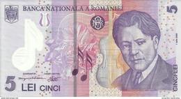 ROMANIA 5 LEI 2005 (2014) P-118 UNC [RO118b14] - Rumania