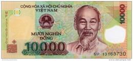 VIETNAM 10000 ĐỒNG ND (2013) P-119g UNC [VN343g] - Vietnam