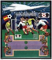 LIBYE     BF 73 * *  (cote 5.50e)  Cup 1986 Football  Soccer Fussball - Coupe Du Monde