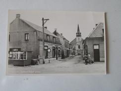 Koewacht: Grens Holland- Belgie - Mörbeke-Waas