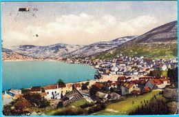 VIS ( Lissa ) * Croatia * Travelled 1924. * By Purger & Co. - Croatia