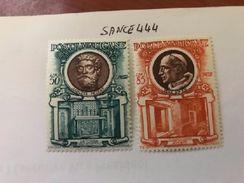 Vatican City St Peter History Express Mnh 1953 - Nuevos