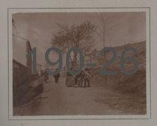 BURGOS: April / May 1906 - Luoghi
