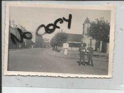 78 LE PERRAY PHOTO ALLEMANDE 1940 / 1944 - Le Perray En Yvelines