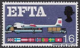 GB SG716 1967 EFTA 1/6d ORD Unmounted Mint [34/29341/25D] - Ongebruikt