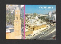 CASABLANCA - MAROC - CASABLANCA A L'HEURE UNIVERSELLE - MULTIVUES - PAR MAROC INFINI - Casablanca