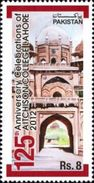 PAKISTAN MNH** STAMPS ,  2012 The 125th Anniversary Of Aitchison College, Lahore - Pakistan