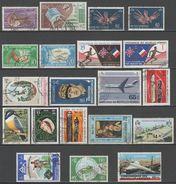 Nelles-Hébrides:  LOT De Timbres Oblitérés      - Cote 40€+ - - Used Stamps
