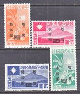 JAPANESE  OCCUP   SHANGHAI-NANKING 9 N 107-10    * - 1943-45 Shanghai & Nanjing