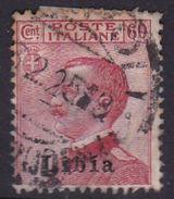 Italy-Colonies And Territories-Libya S 19 1918 ,60c Carmine,used - Libya