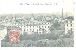 AOUT210817 CPA 94 IVRY VUE GENERALE DE L' HOSPICE TTB01 - Ivry Sur Seine