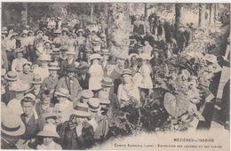 87.Mézières Sur Issoire.Comice Agricole (1909).Exposition Des Légumes Et Des Fleurs. - Meziere Sur Issoire