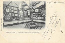 Mars-la-Tour (Meurthe-et-Moselle) - Intérieur Du Musée Patriotique - Edition V. Arnould, Carte Dos Simple - Musées