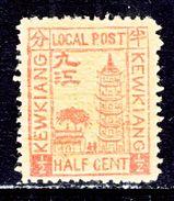 CHINA  TREATY  PORT  KEWKIANG  2   ** - China