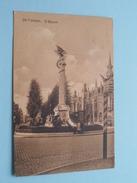 De Fontein 'S-Bosch ( Van Dijk & Van Hees ) Anno 1920 ( Zie Foto Details ) !! - 's-Hertogenbosch