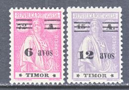 TIMOR  200-01  * - Timor